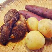 potatoes - Districts / Prefectures -  - 1st picture/image