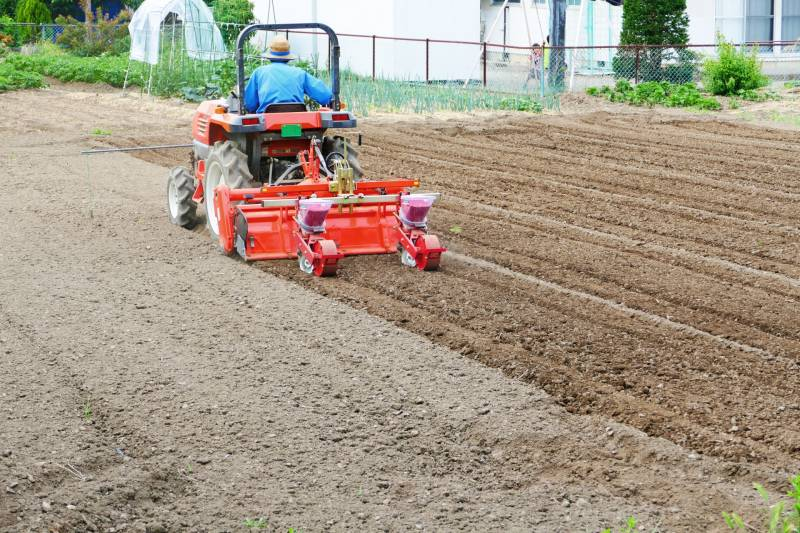 Farmworks for sowing - Crops - Overview - 2nd picture/image