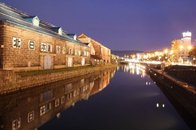 Hokkaido - Districts / Prefectures - Otaru-ci - small port city having beatiful scenery in Hokkaido. - 2nd picture/image