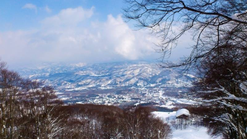 Niigata-ken - Districts / Prefectures - Yuzawa - famous ski resort area - 2nd picture/image