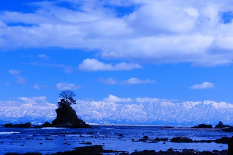 Toyama-ken - Districts / Prefectures - Tateyama mountain range - beatiful mountanious area - 1st picture/image