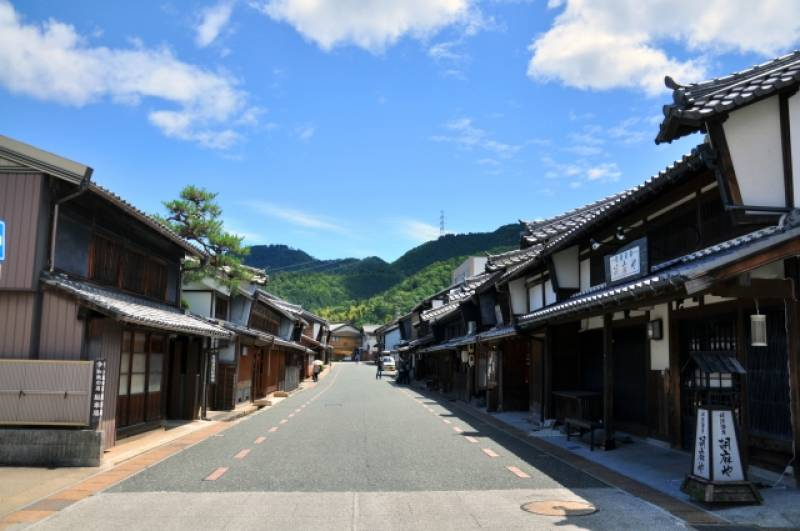 Gifu-ken - Districts / Prefectures - Mino city - beatiful cityscape - 2nd picture/image