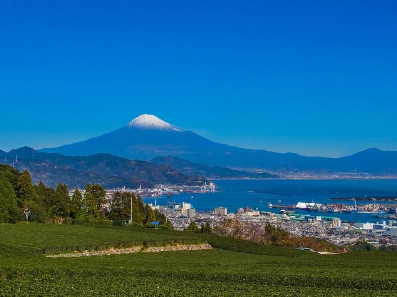 Shizuoka-ken - Districts / Prefectures - Mt. Fuji - beatiful and nation representative mountain - 1st picture/image