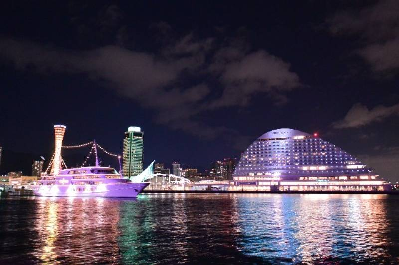 Hyogo-ken - Districts / Prefectures - Kobe bay - beatiful bay - 1st picture/image